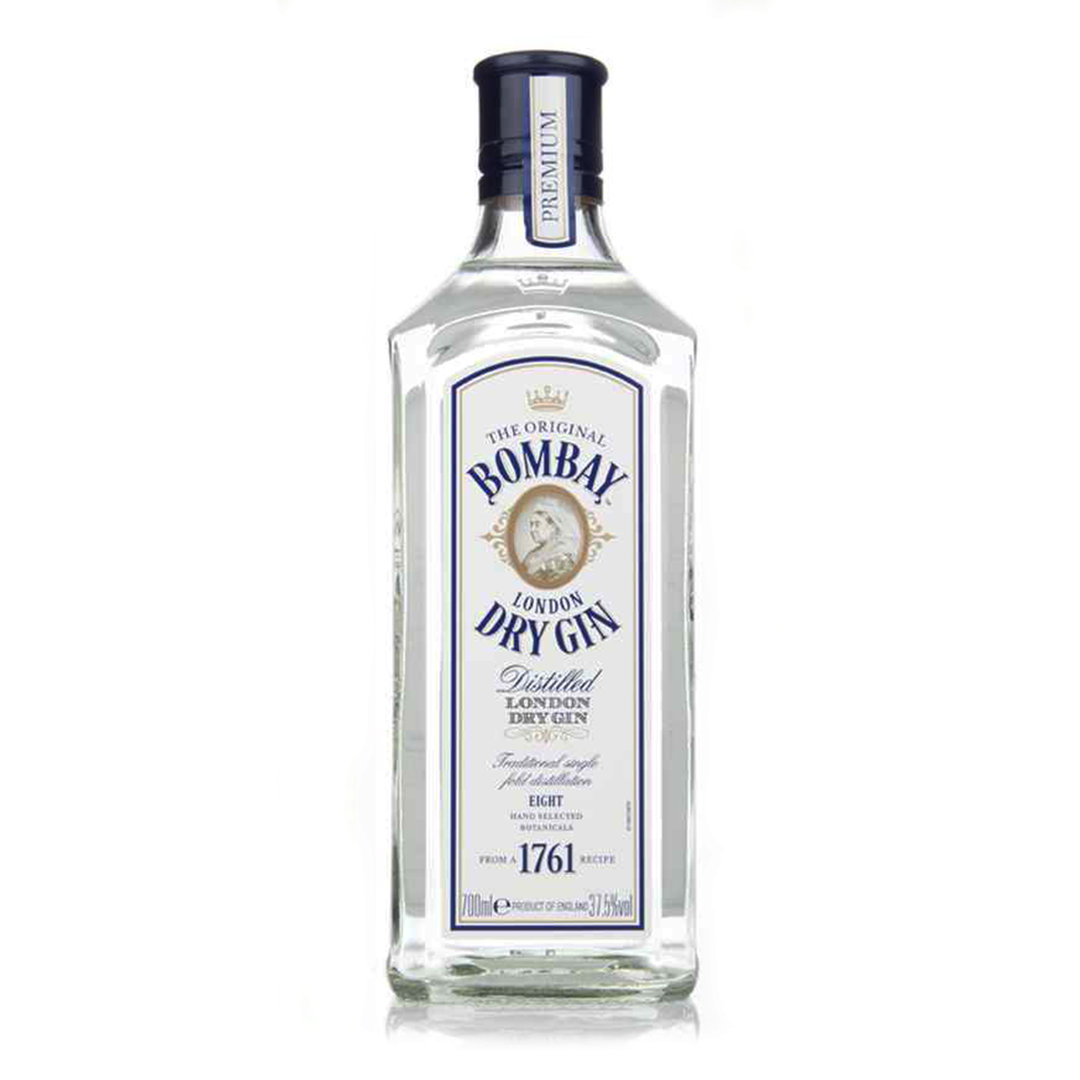 Bombay Original London Dry Gin - 100cl - Gin - Bombay
