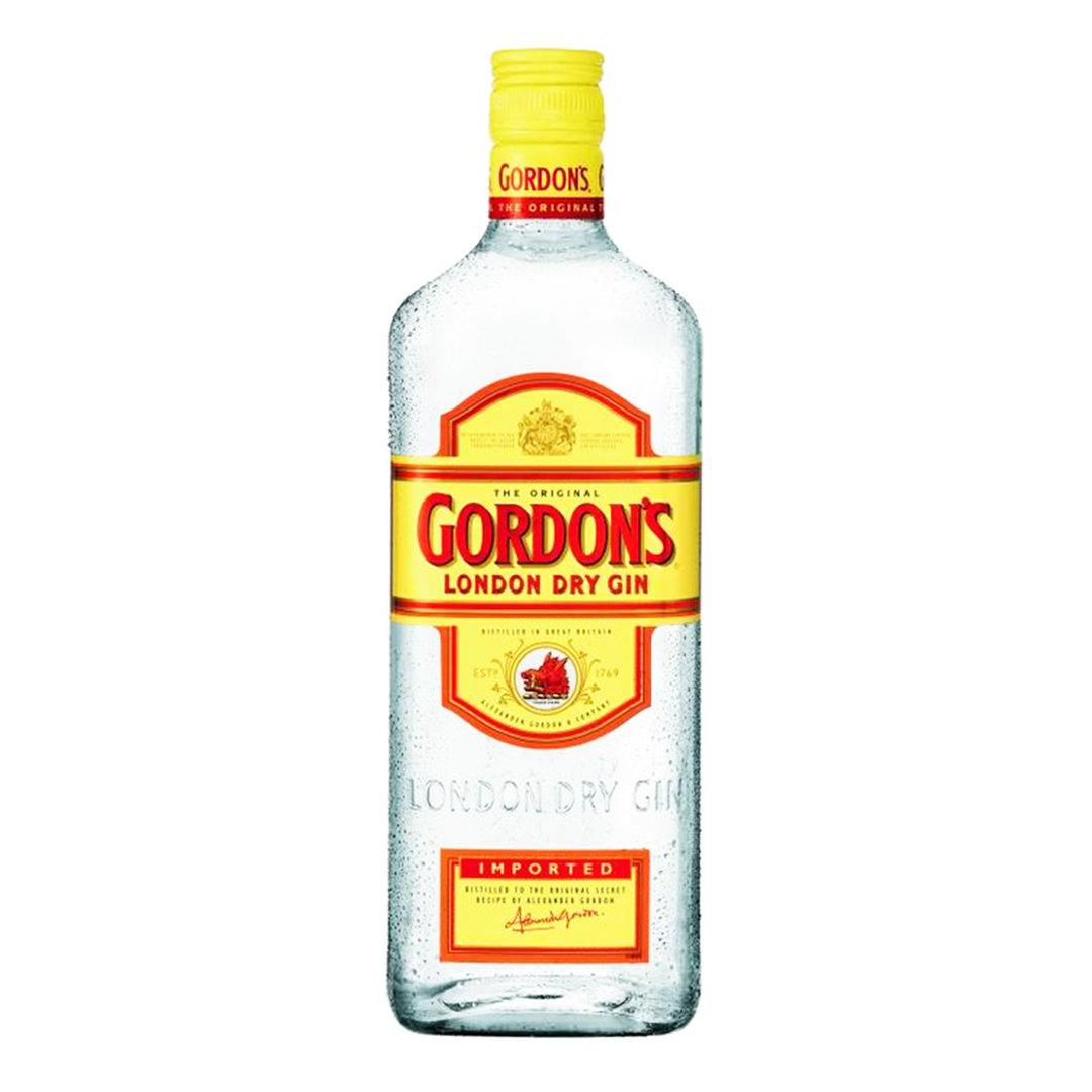 Gordon's London Dry Gin - 100cl - Gin - Tanqueray Gordon & Co.