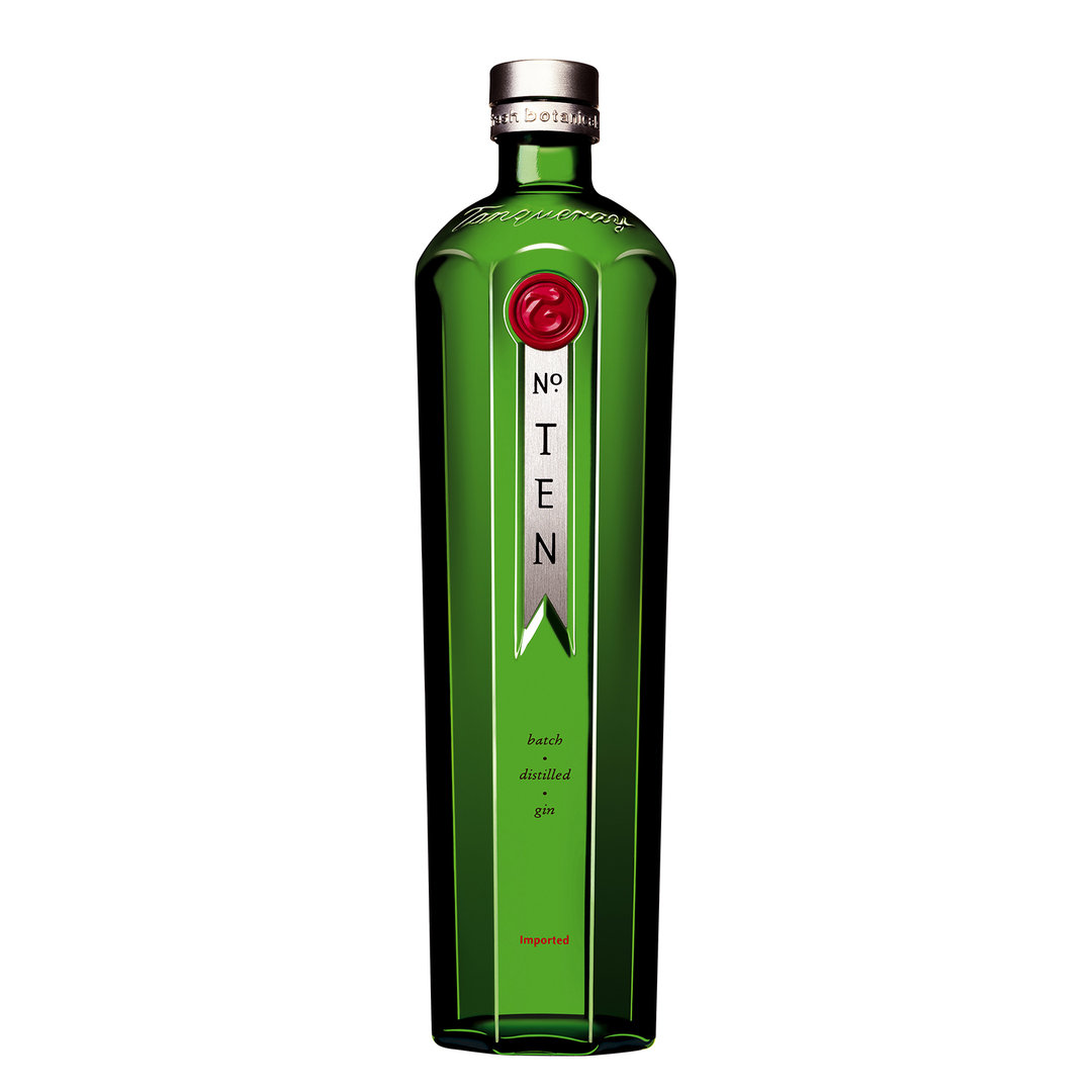 Tanqueray N°Ten Batch Distilled Gin - 100cl - Gin - Charles Tanqueray & Co.