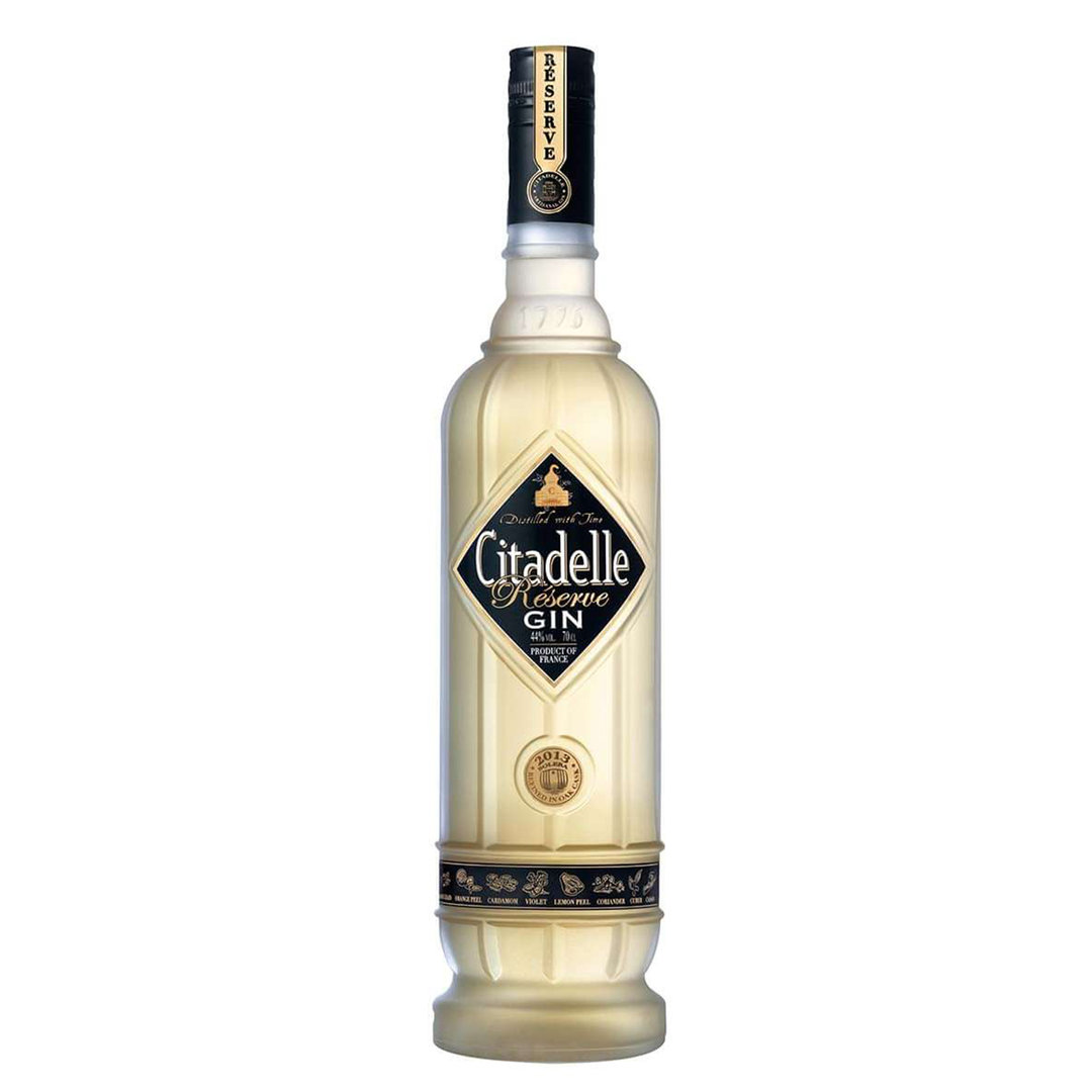 Citadelle Reserve Premium French Dry Gin - 70cl - Gin - Cognac Ferrand