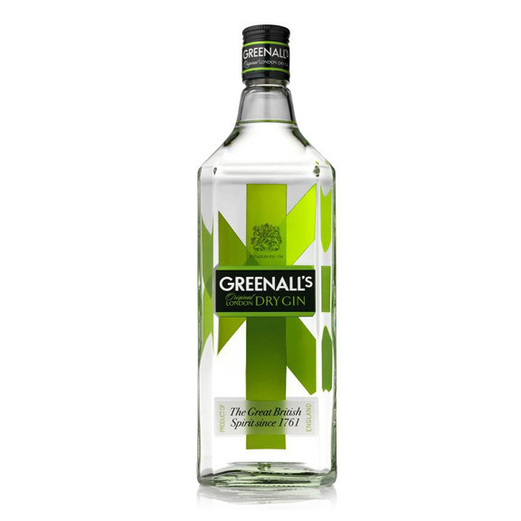 Greenall's London Dry Gin - 100cl - G&J Distillery