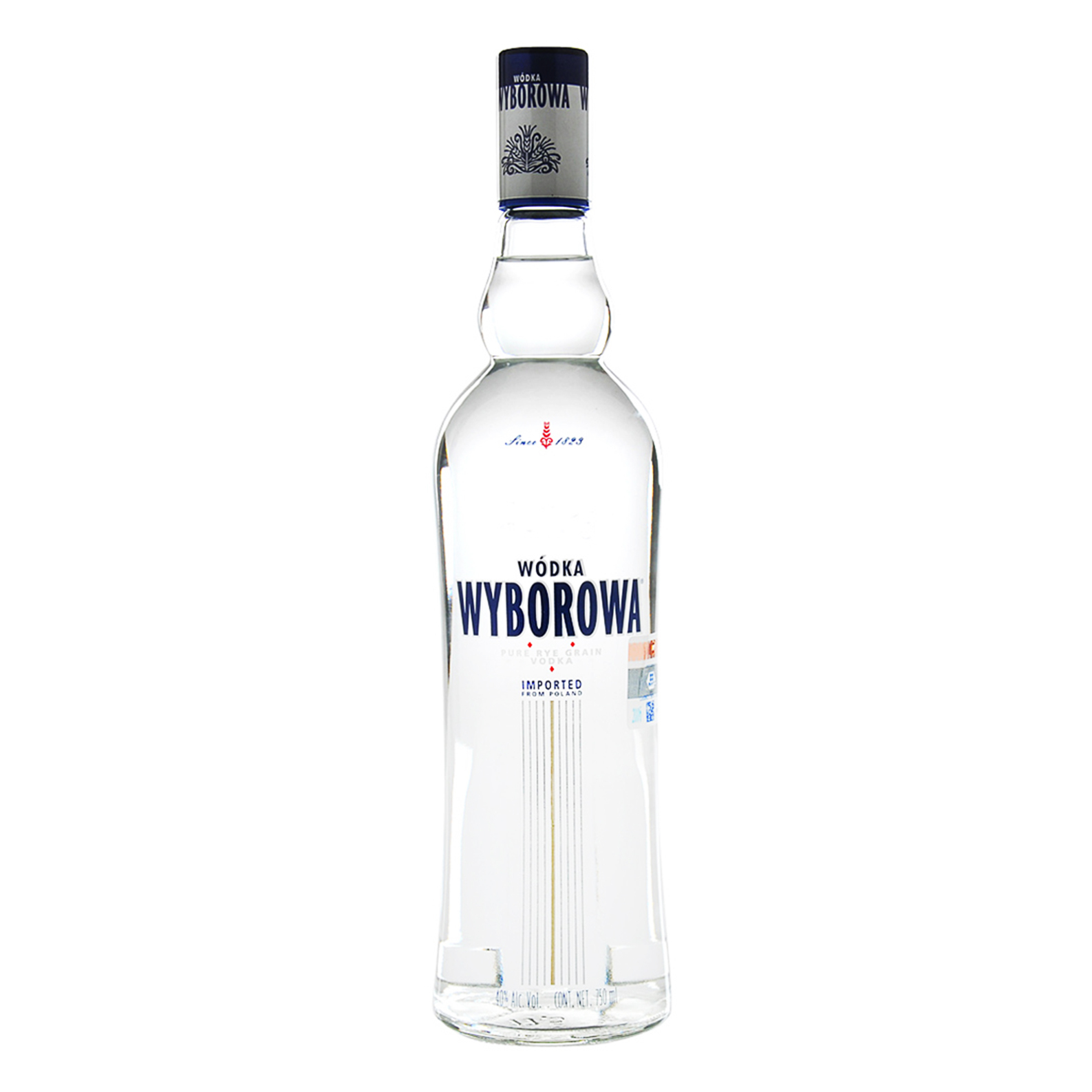 Pure Polish Vodka - 100cl - Wyborowa