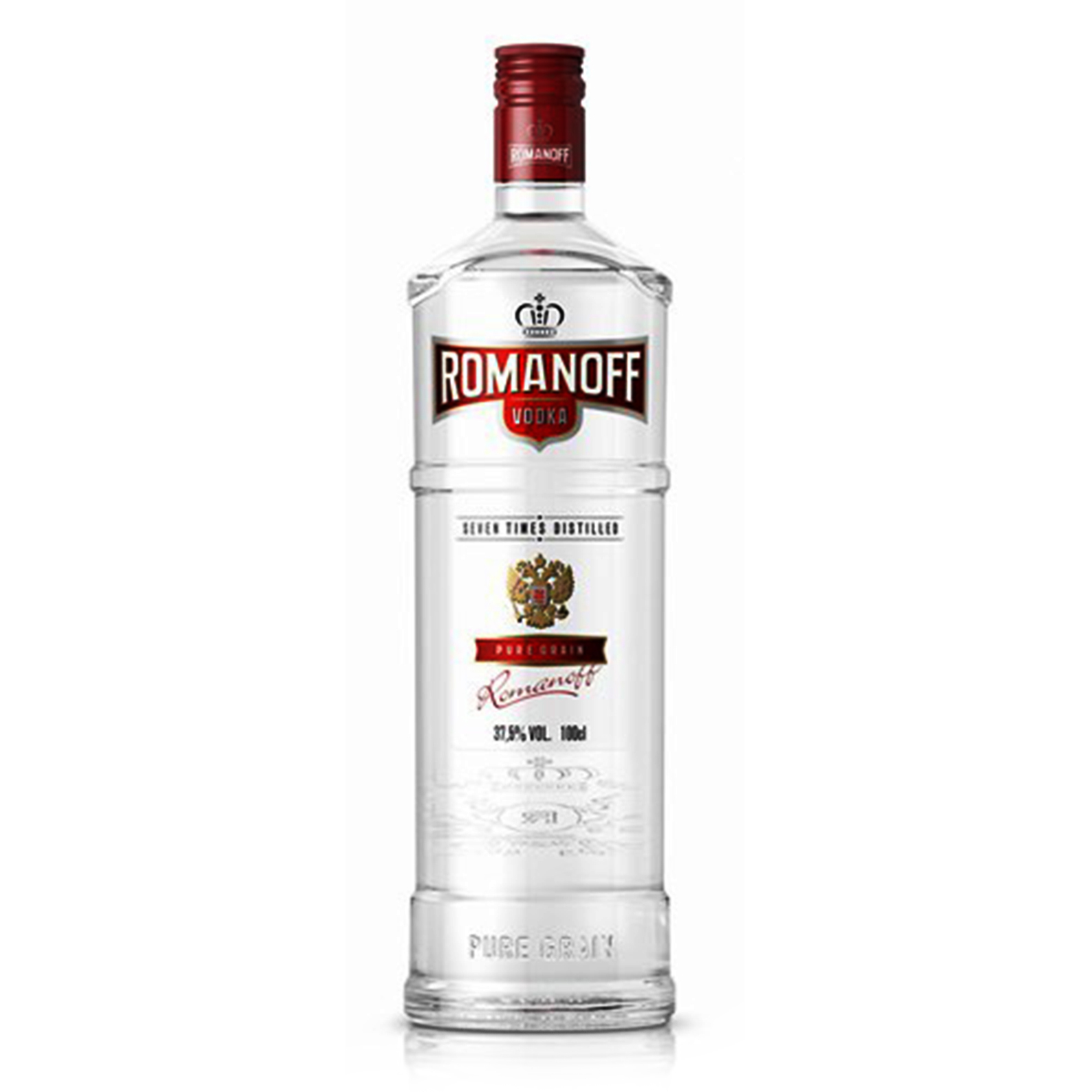 Original Poland Vodka - 100cl - Romanoff