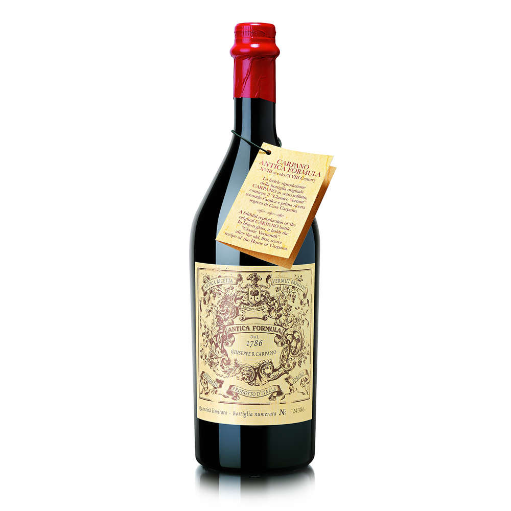 boutique outlet colore n brillante qualità eccellente Vermouth Carpano Antica Formula - 100cl - Branca