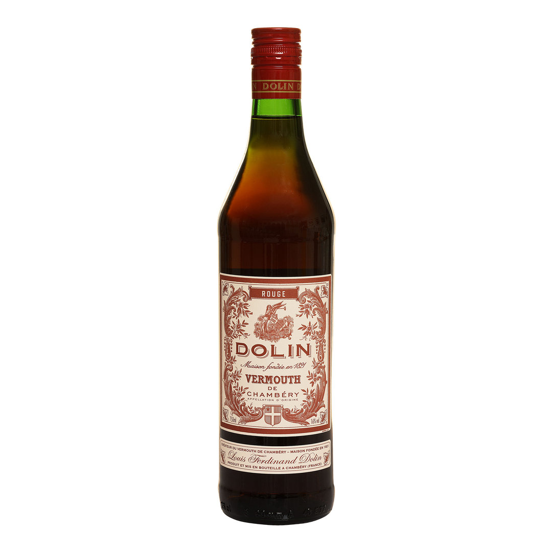 French Vermouth Rouge de Chambery  - 75cl - Dolin