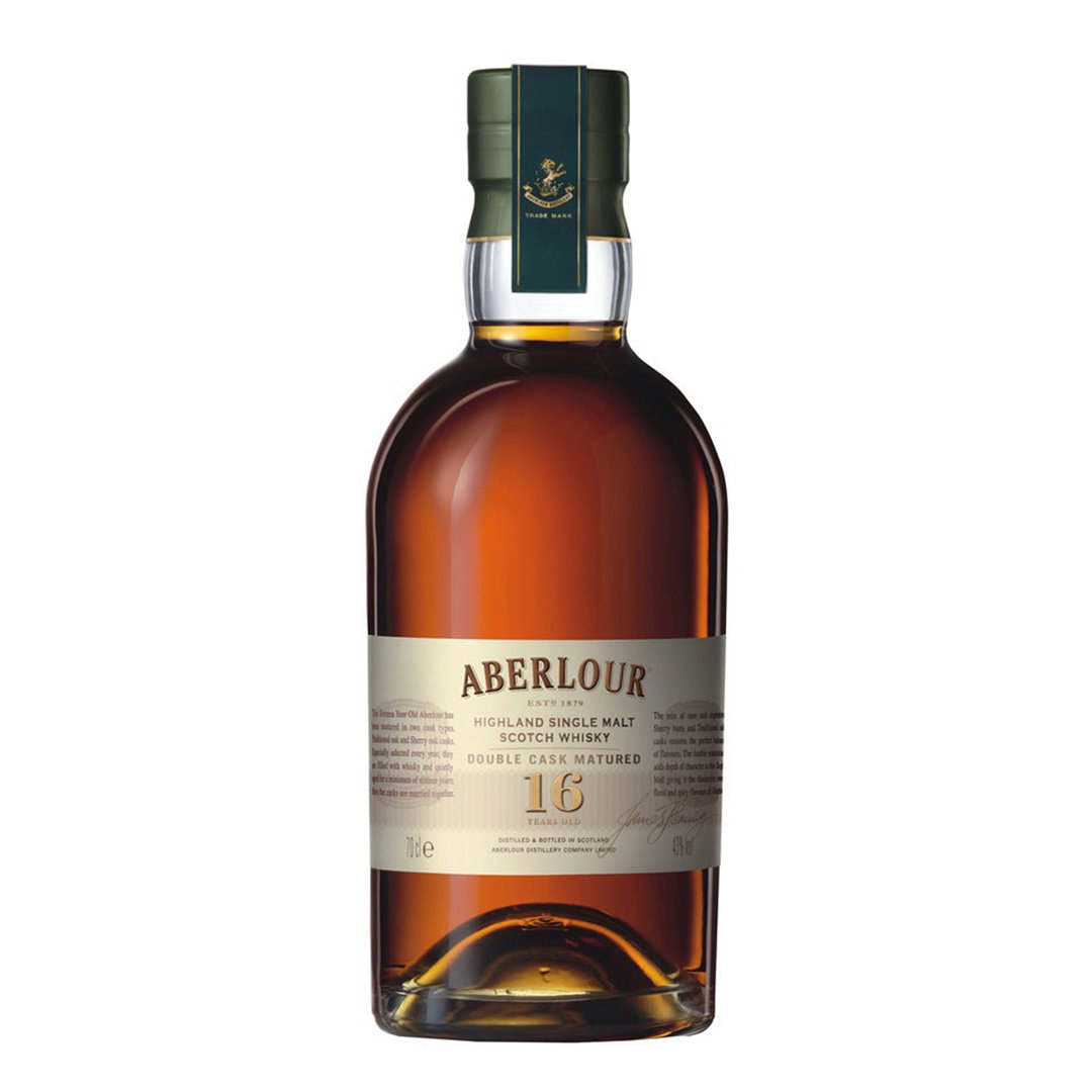 Single Malt Scotch Whisky 16 Years Old - 70cl - Aberlour