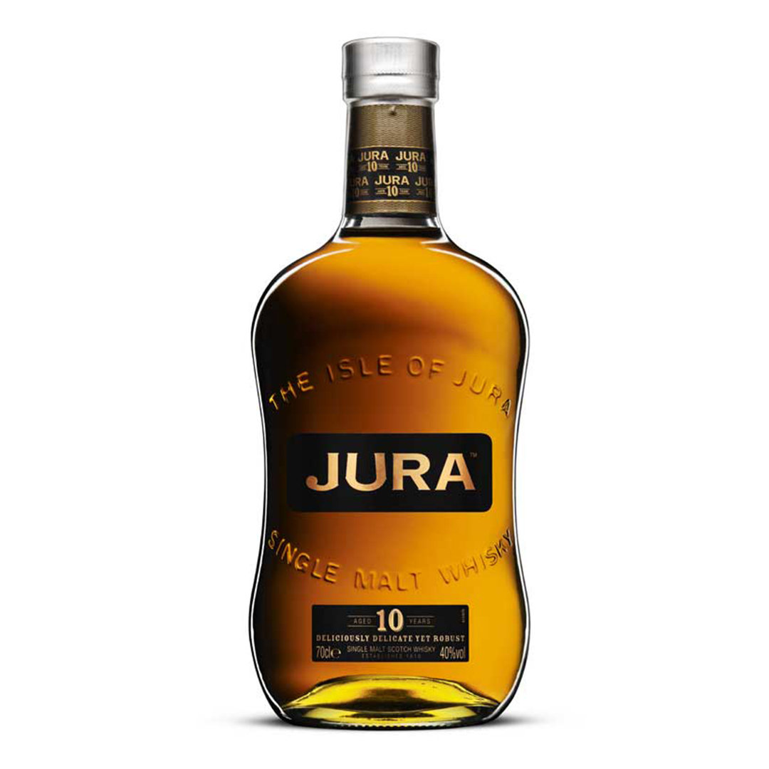 Whisky Isle of Jura 10 Years Old - 100cl - Whyte&Mackay