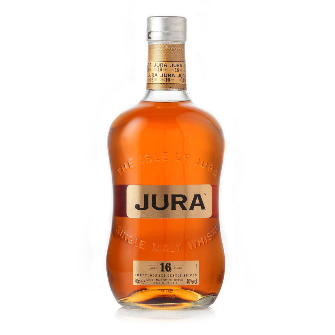Whisky Isle of Jura 16 Years Old - 100cl - Whyte&Mackay