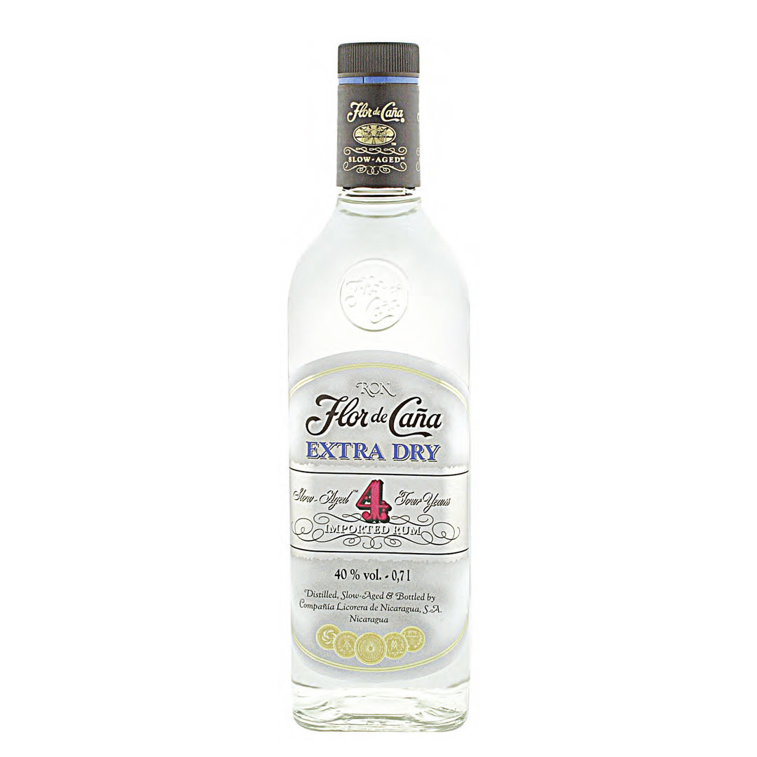 Ron 4 Years Old - Rum - 100cl - Flor de Cana