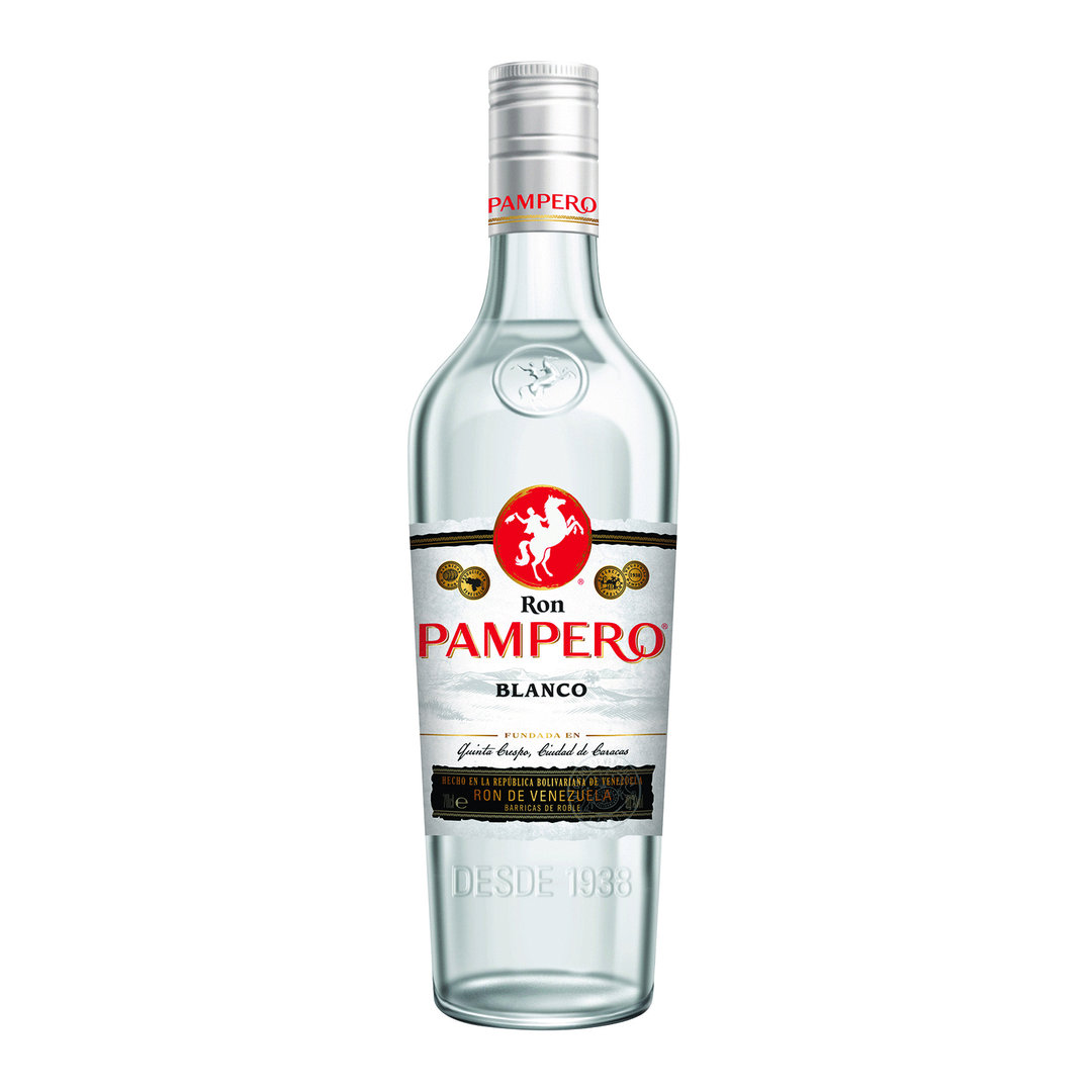 Rum Pampero Blanco - 100cl - Industrias Pampero C.A