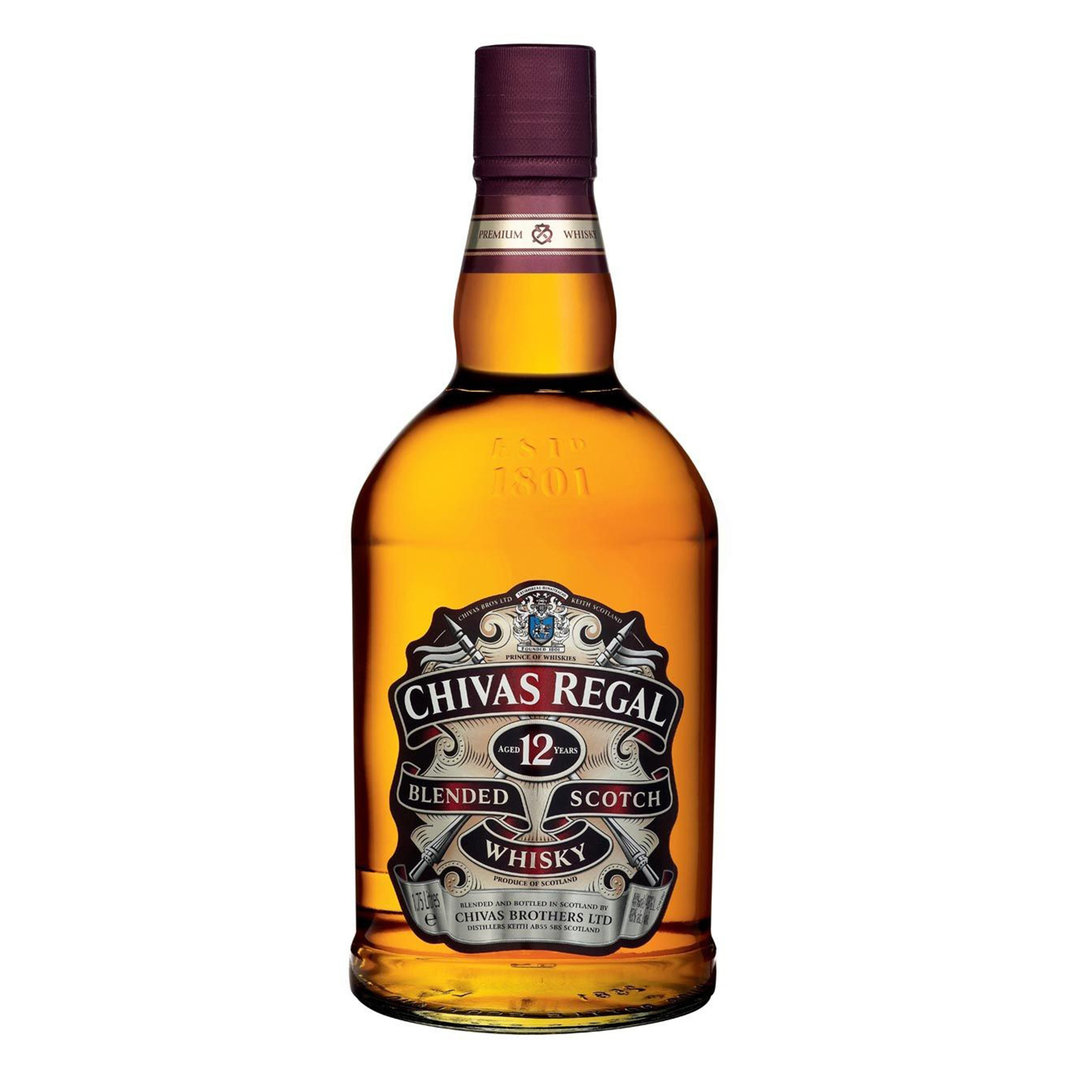 Regal Blended Whisky 12 Years - 70cl - Chivas