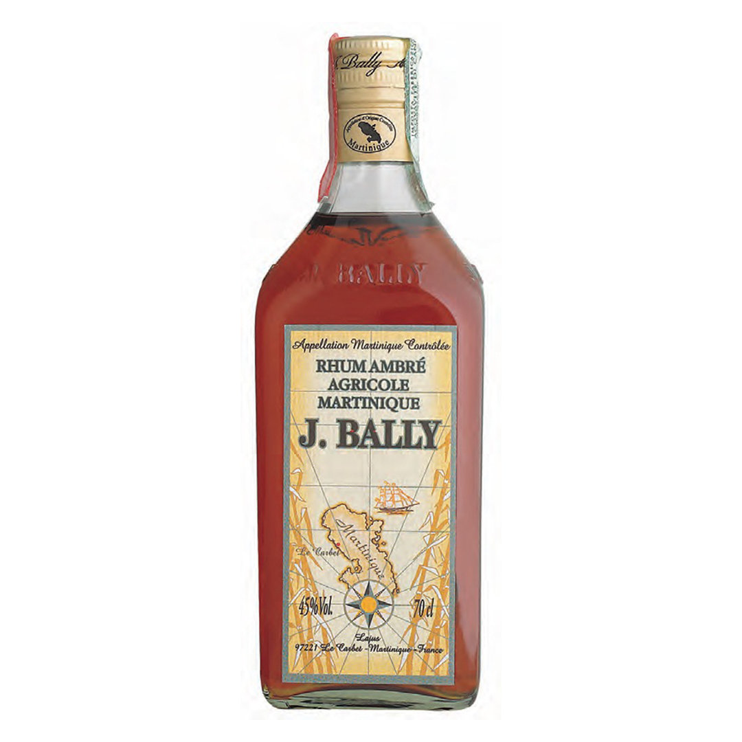 Rum Ambrè Agricole Martinique - 70cl - J. Bally
