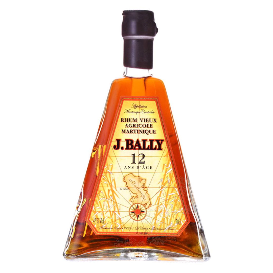 Rum Vieux Agricole Pyramide 12 Years - 70cl - J. Bally
