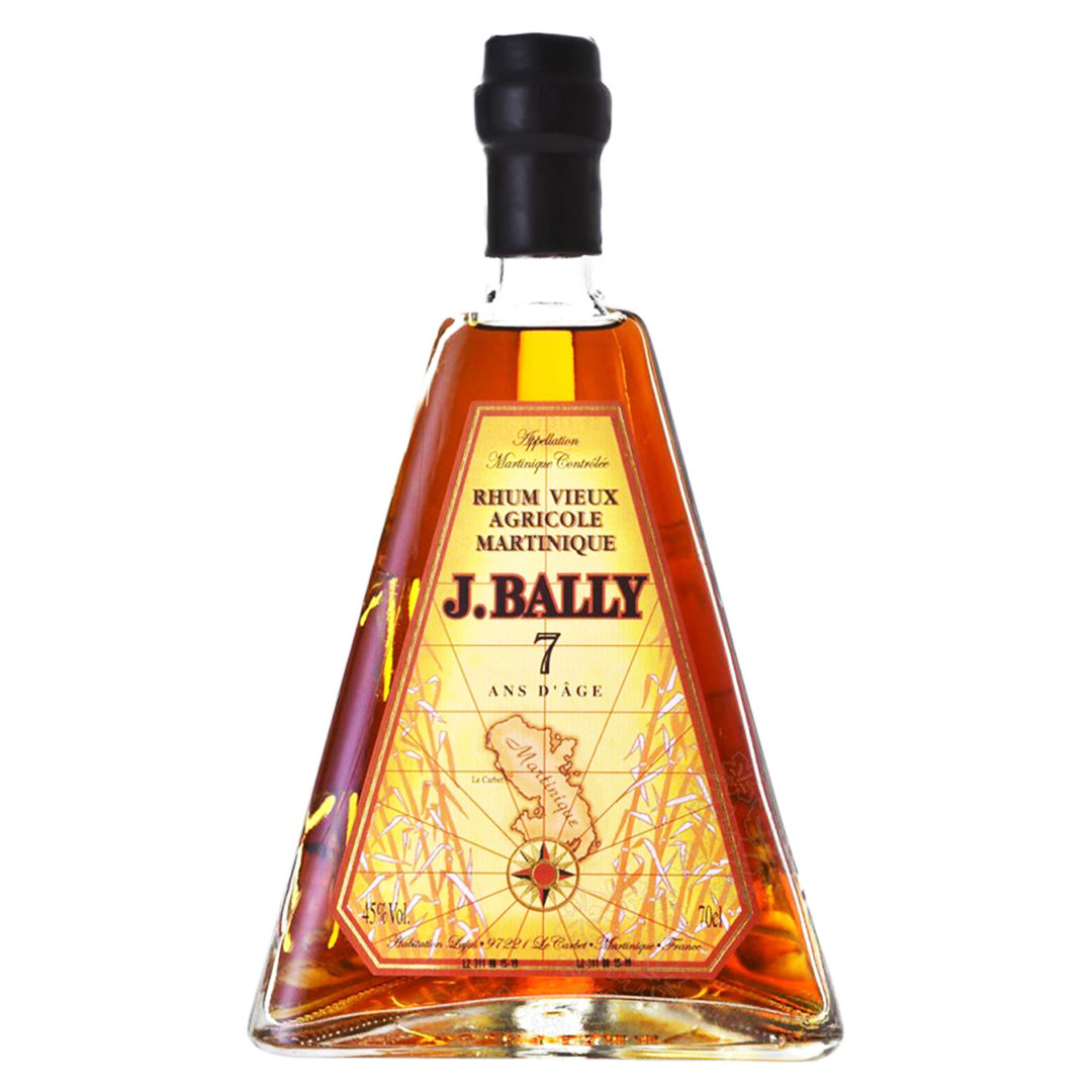 Rum Vieux Agricole Pyramide 7 Years - 70cl - J. Bally