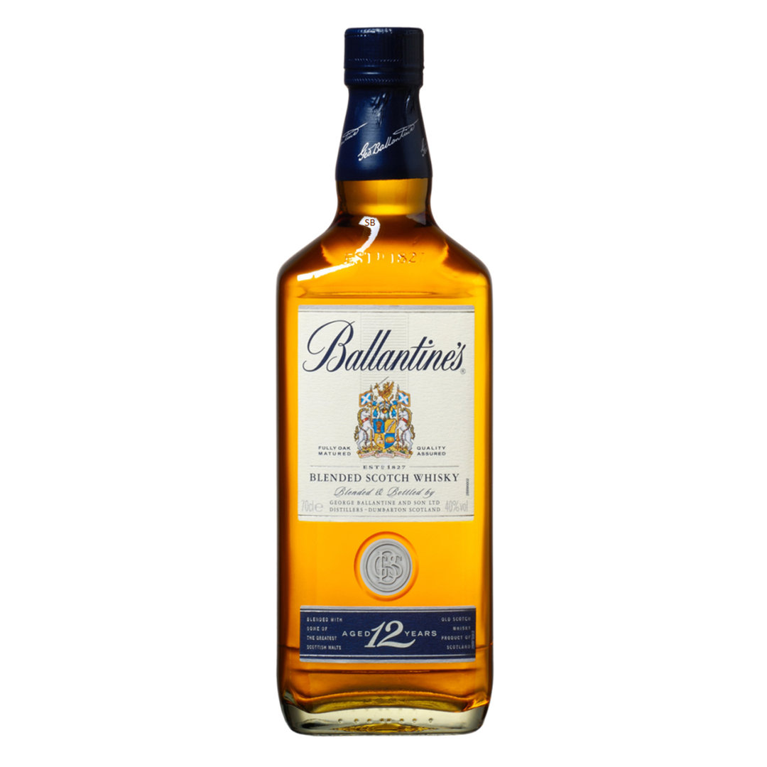 Blended Scotch Whisky 12 Years - 70cl - Ballantine's