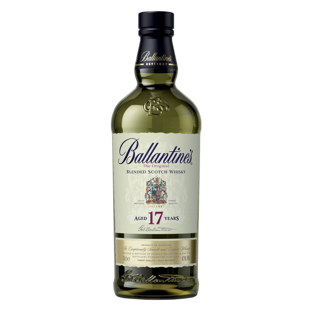 Blended Scotch Whisky 17 Years - 70cl - Ballantine's