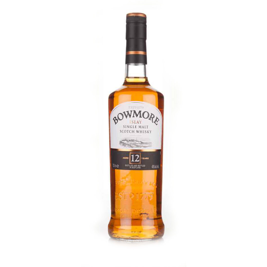 Single Malt Scotch Whisky 12 Years - 70cl - Bowmore