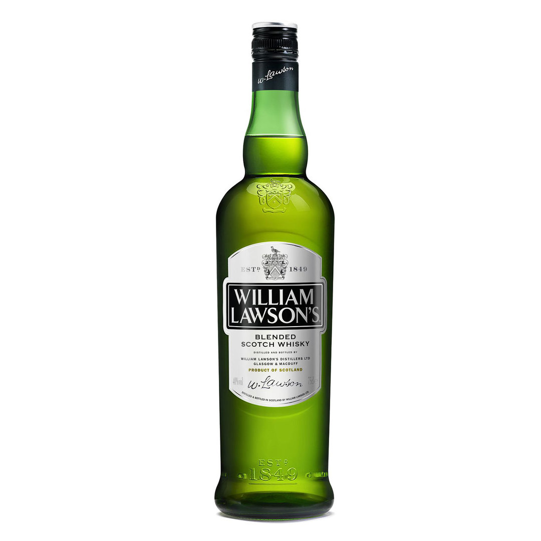 William Lawson's Blended Scotch Whisky - 70cl - William Lawson Distillery LTD