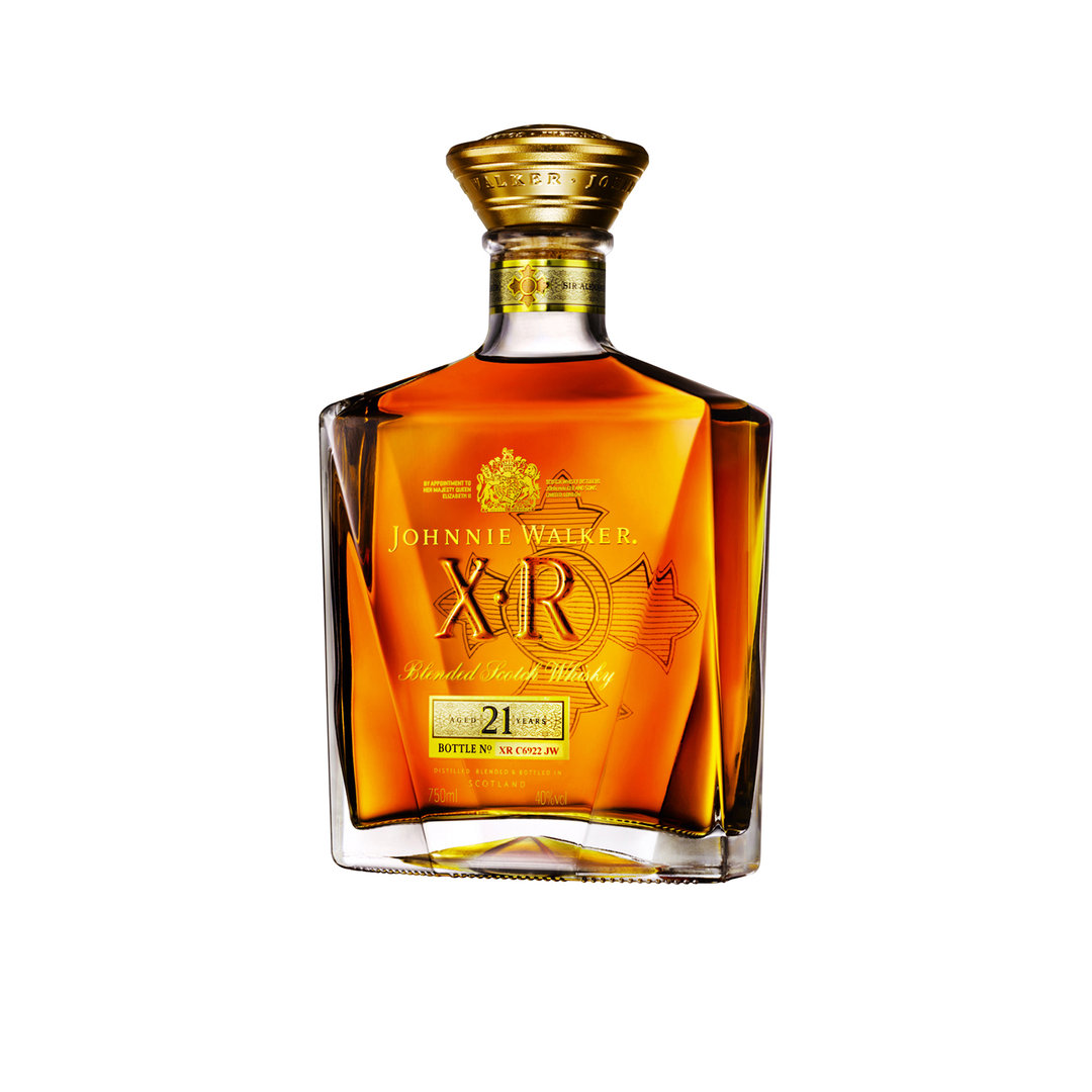 Johnnie Walker 21 Years XR Blended Scotch Whisky - 70cl - Johnnie Walker & Son