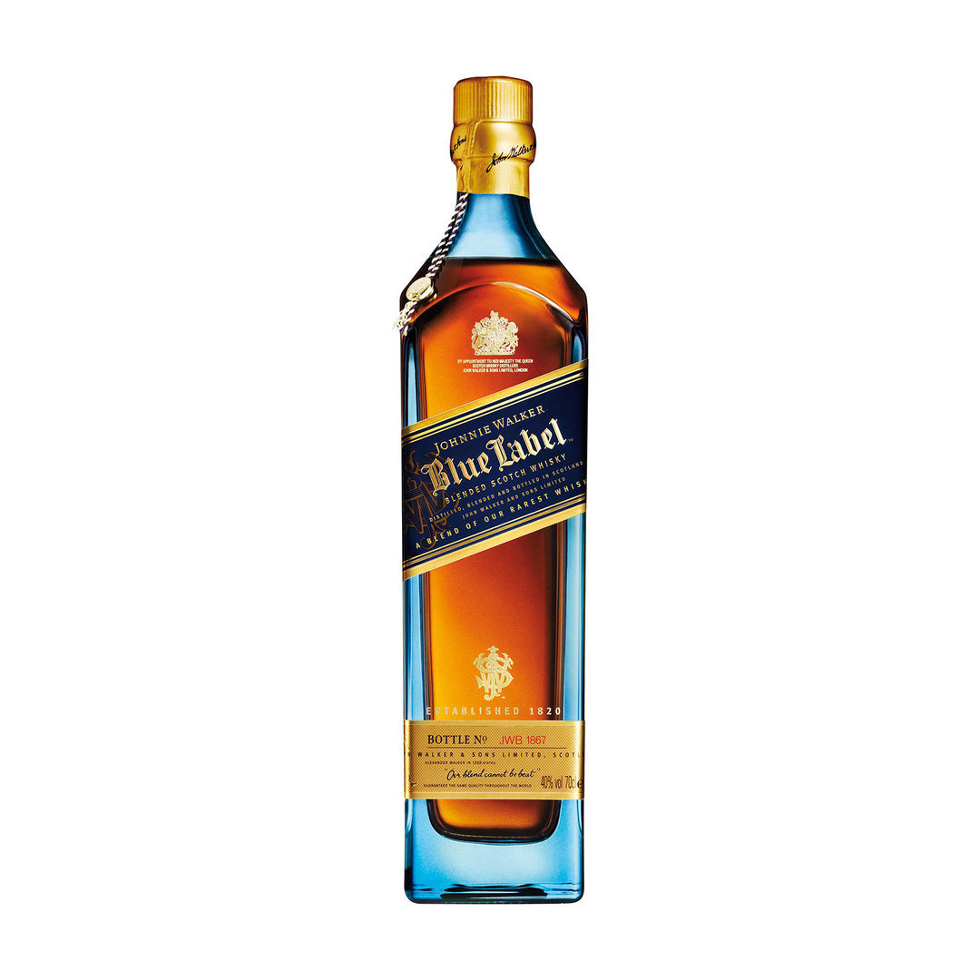 Johnnie Walker Blue Label Blended Scotch Whisky - 100cl - Johnnie Walker & Son