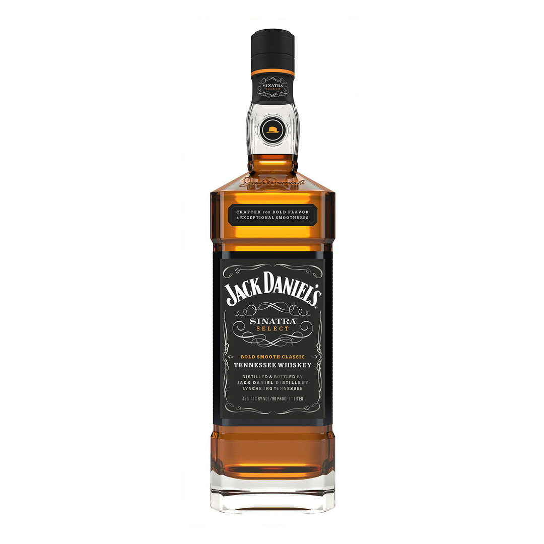 Jack Daniel's Sinatra Edition Bold Smooth Classic Tennessee Whisky - 100cl - Jack Daniel Distillery