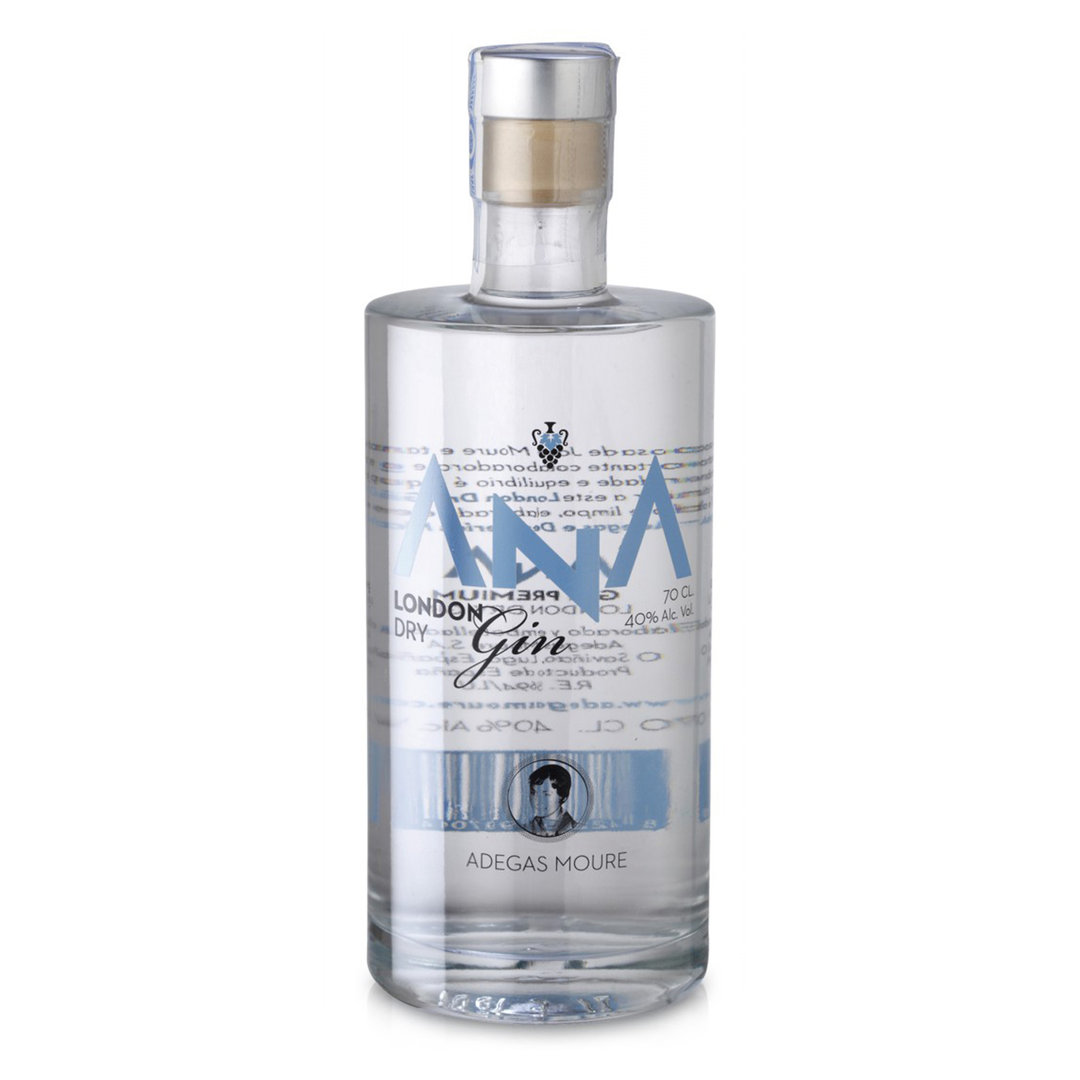 Ana London Dry Gin - 70cl - Adegas Moure