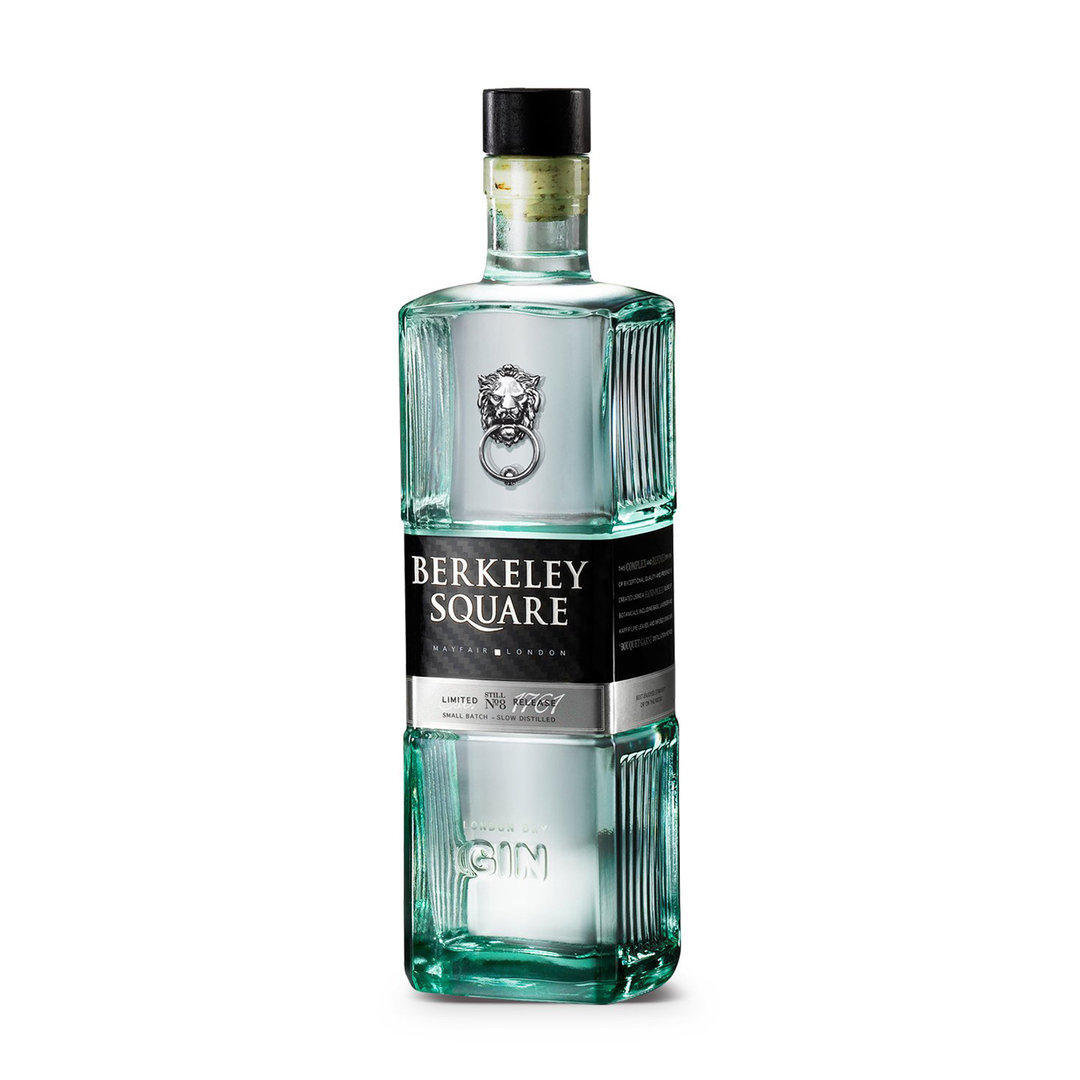 Berkeley Square London Dry Gin - 70cl - Gin - G & J Distillers