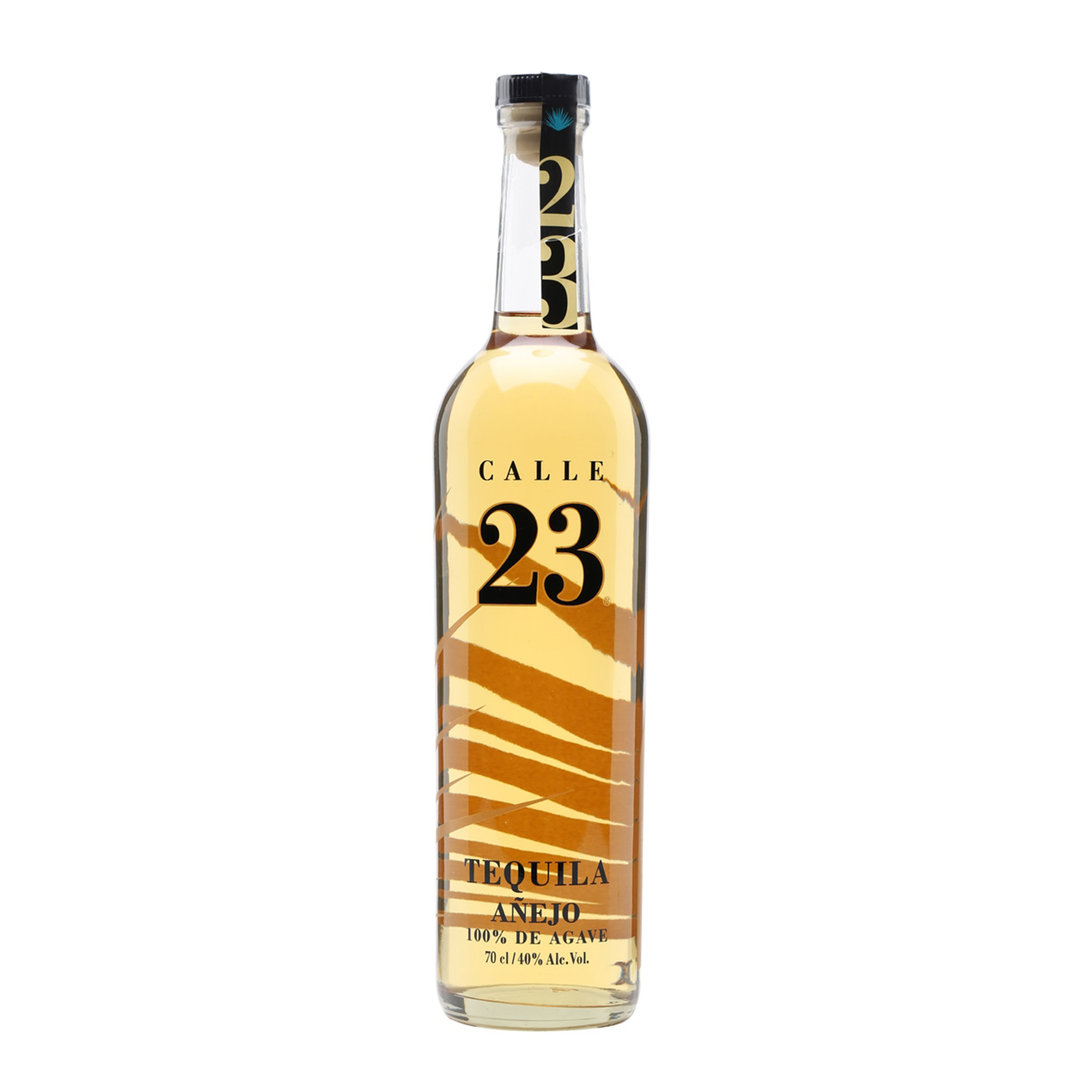 Tequila Anejo - 70cl - Calle 23