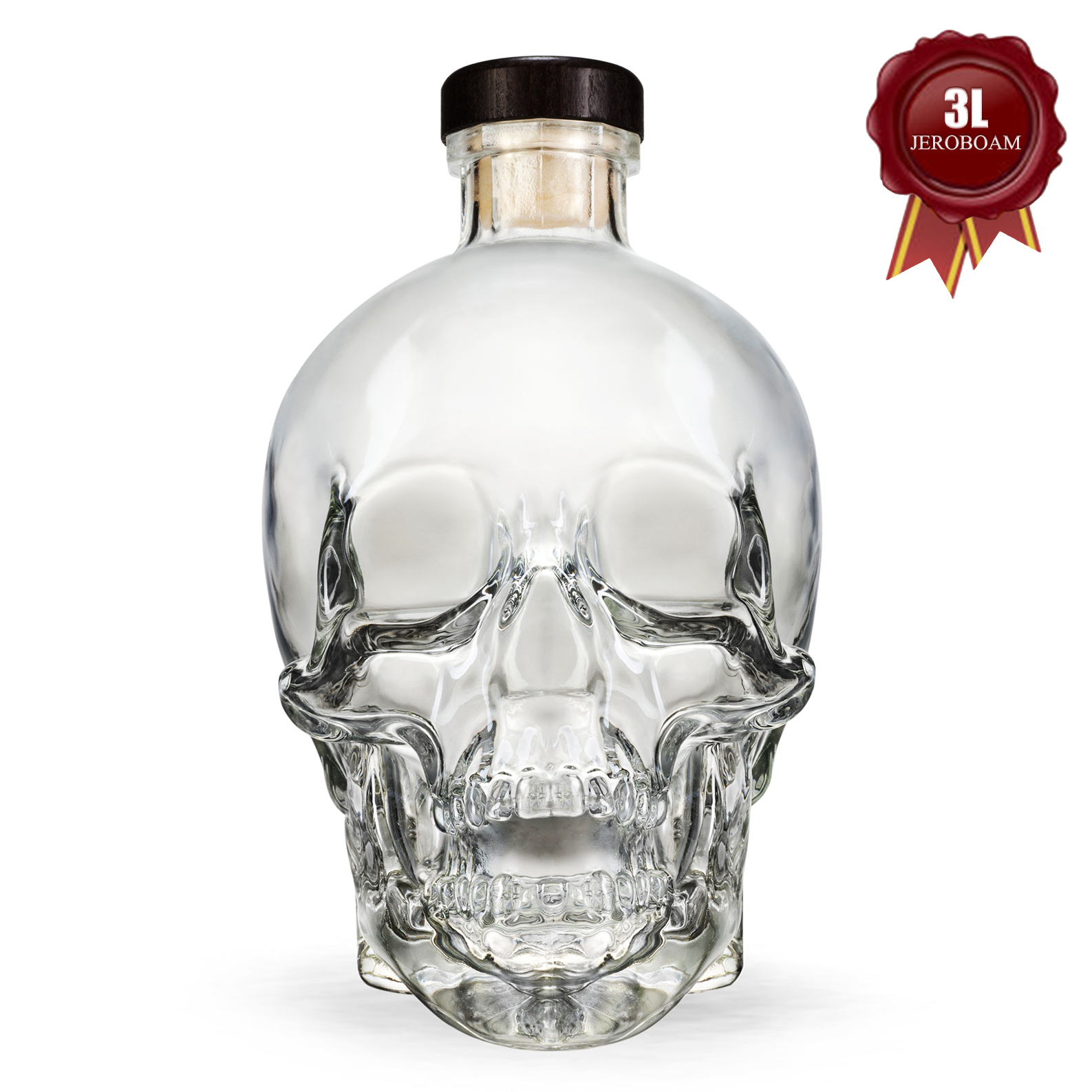 Crystal Head Vodka - Jeroboam - 300cl - Crystal Head