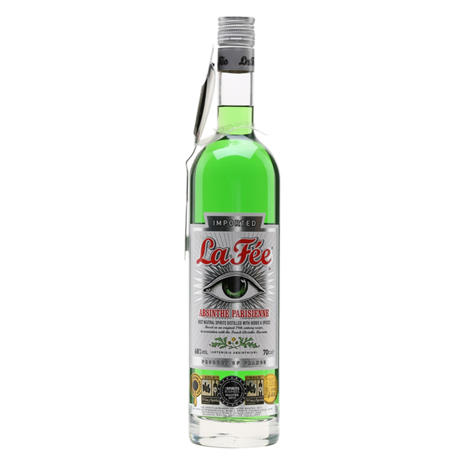 La Fee Parisienne Absinthe - Assenzio - 70cl - La Fee