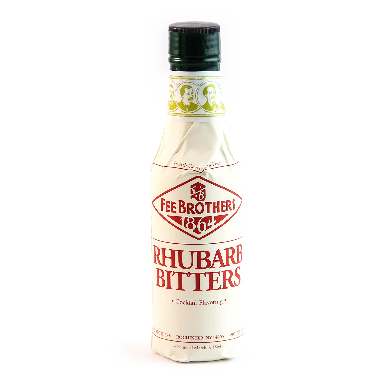 Fee Brothers 1864 Rhubarb - Bitter Aromatico - 15cl - Fee Brothers