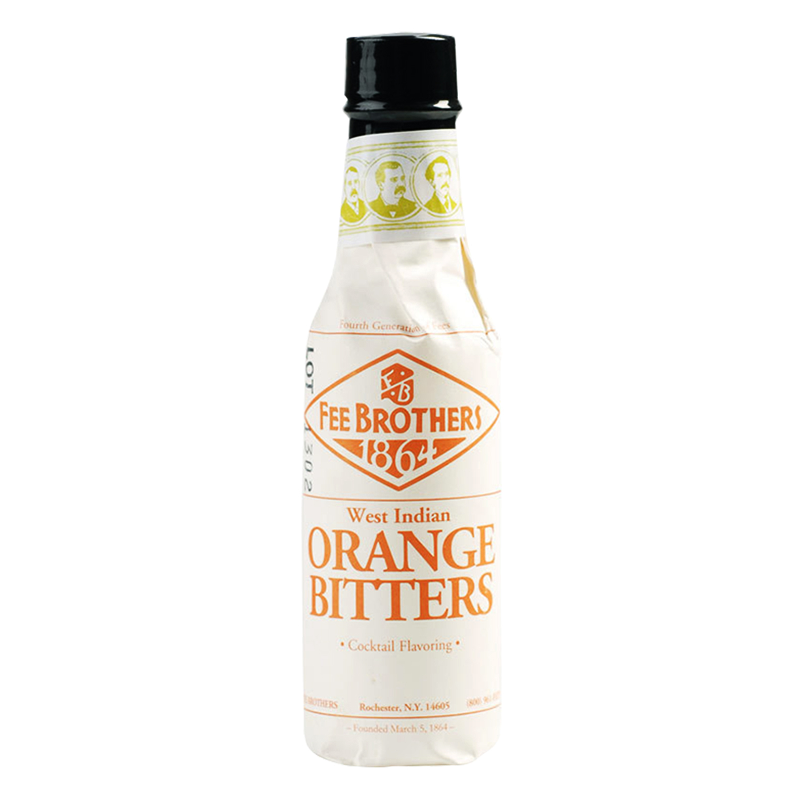 Fee Brothers 1864 West Indian Orange Bitters - Bitter Aromatico - 15cl - Fee Brothers