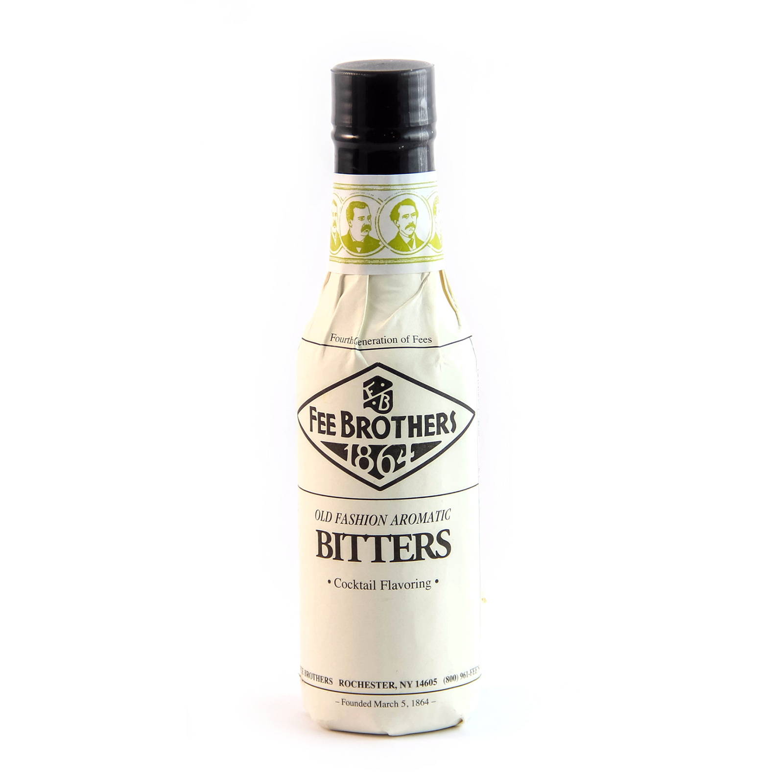 Fee Brothers 1864 Old Fashion Aromatic Bitters - Bitter Aromatico - 15cl - Fee Brothers