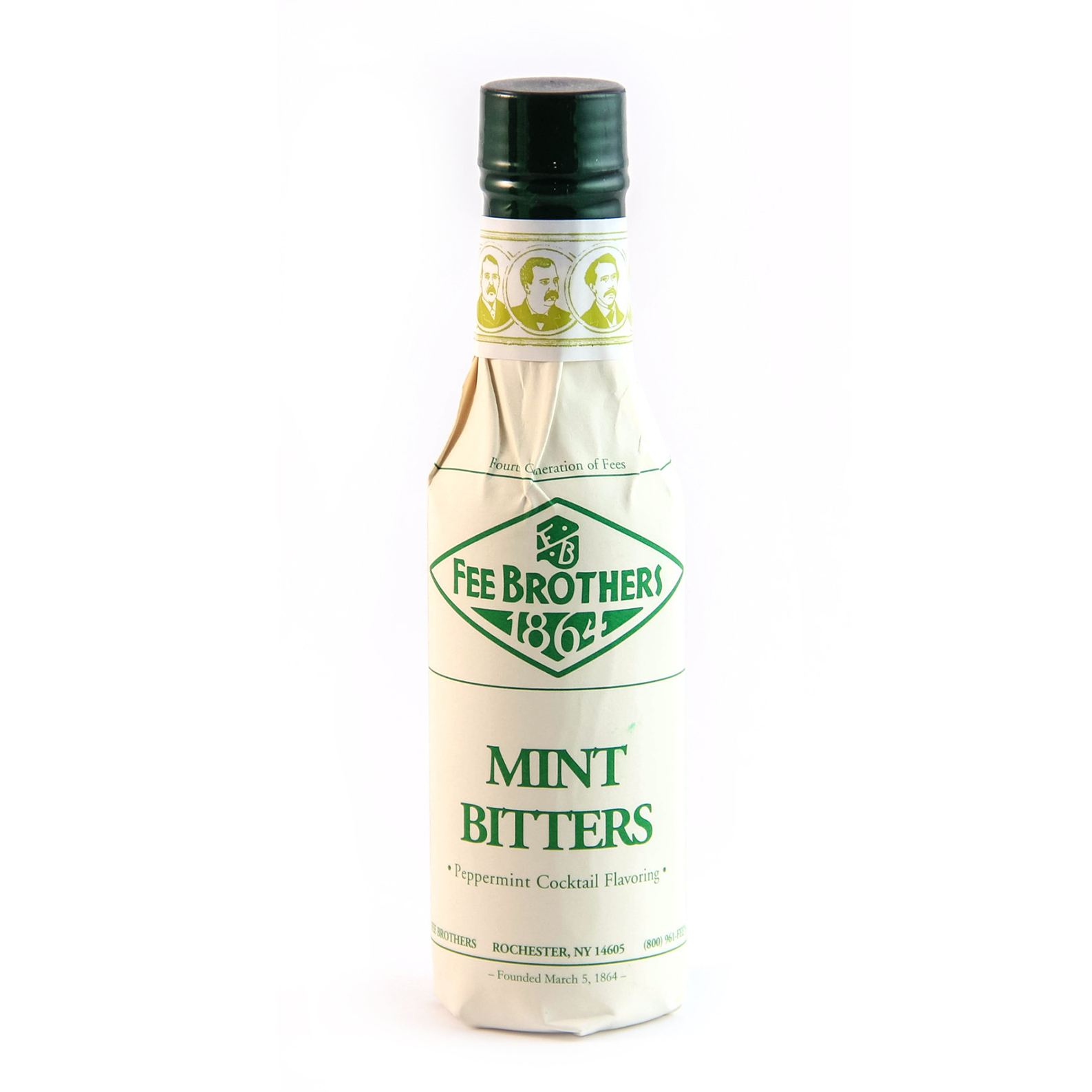 Fee Brothers 1864 Mint Bitters - Bitter Aromatico - 15cl - Fee Brothers