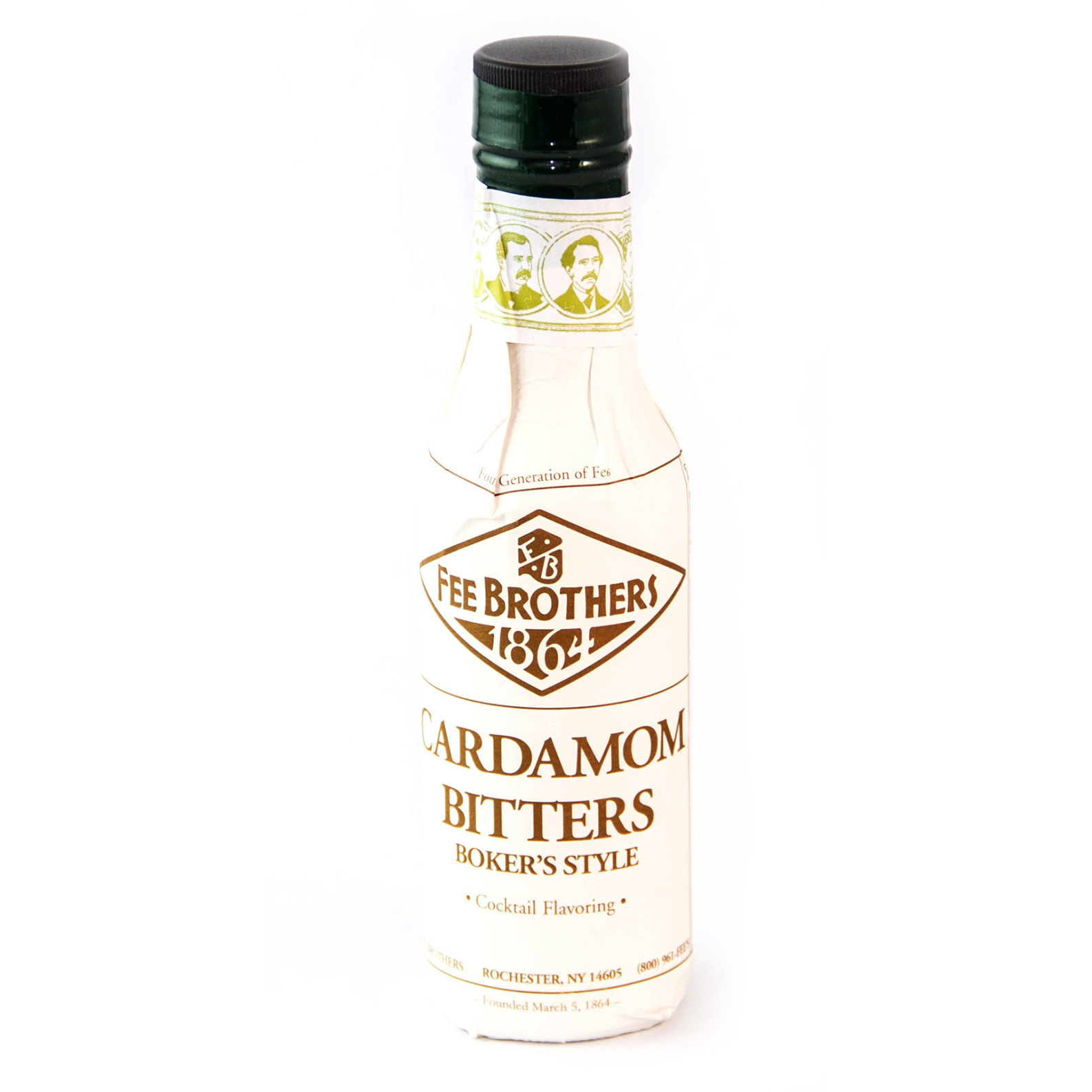 Fee Brothers 1864 Cardamom - Bitter Aromatico - 15cl - Fee Brothers