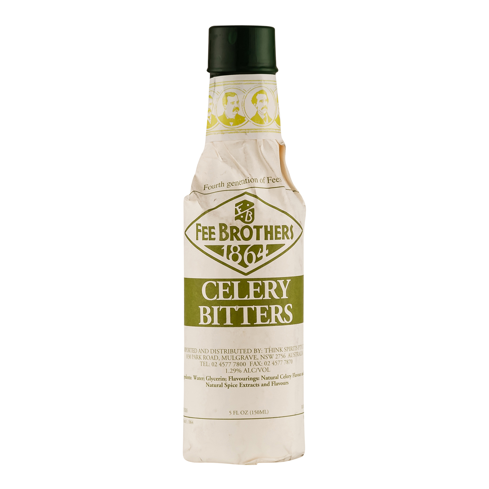 Fee Brothers 1864 Celery Bitters - Bitter Aromatico - 15cl - Fee Brothers