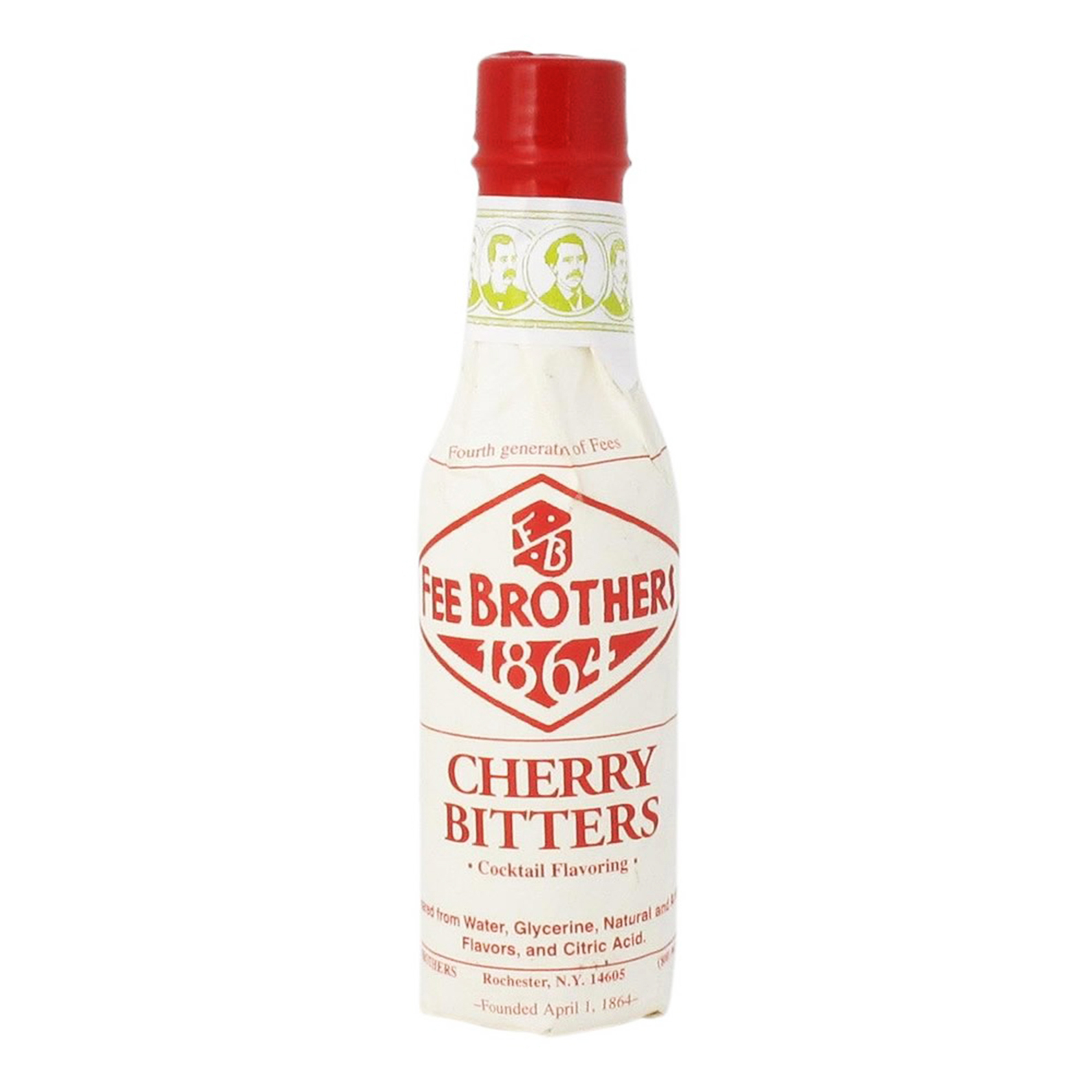 Fee Brothers 1864 Cherry Bitters - Bitter Aromatico - 15cl - Fee Brothers