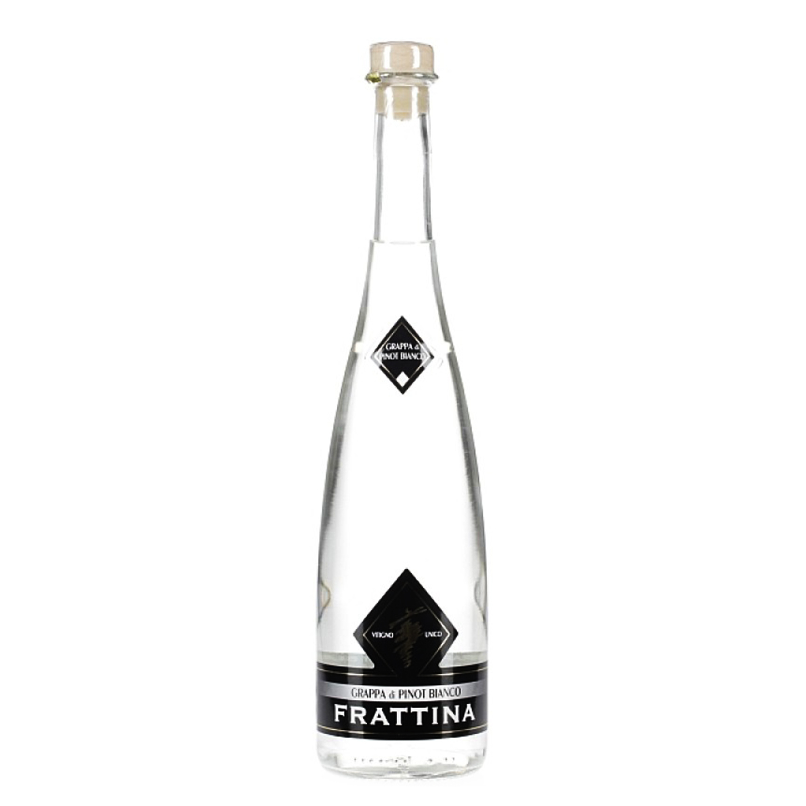 Grappa di Pinot Bianco - 0.70 - Grappa - Frattina
