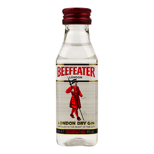 Beefeater London Dry Gin - Mignon - 5cl - Beefeater