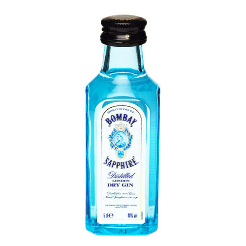 Bombay Sapphire London Dry Gin - Mignon - 5cl - Bombay