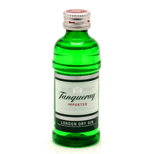 Tanqueray London Dry Gin - Mignon - 5cl - Charles Tanqueray & Co.