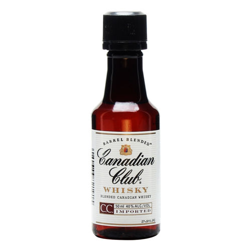 Canadian Club Whisky - Mignon - 5cl - Canadian Club Distillery