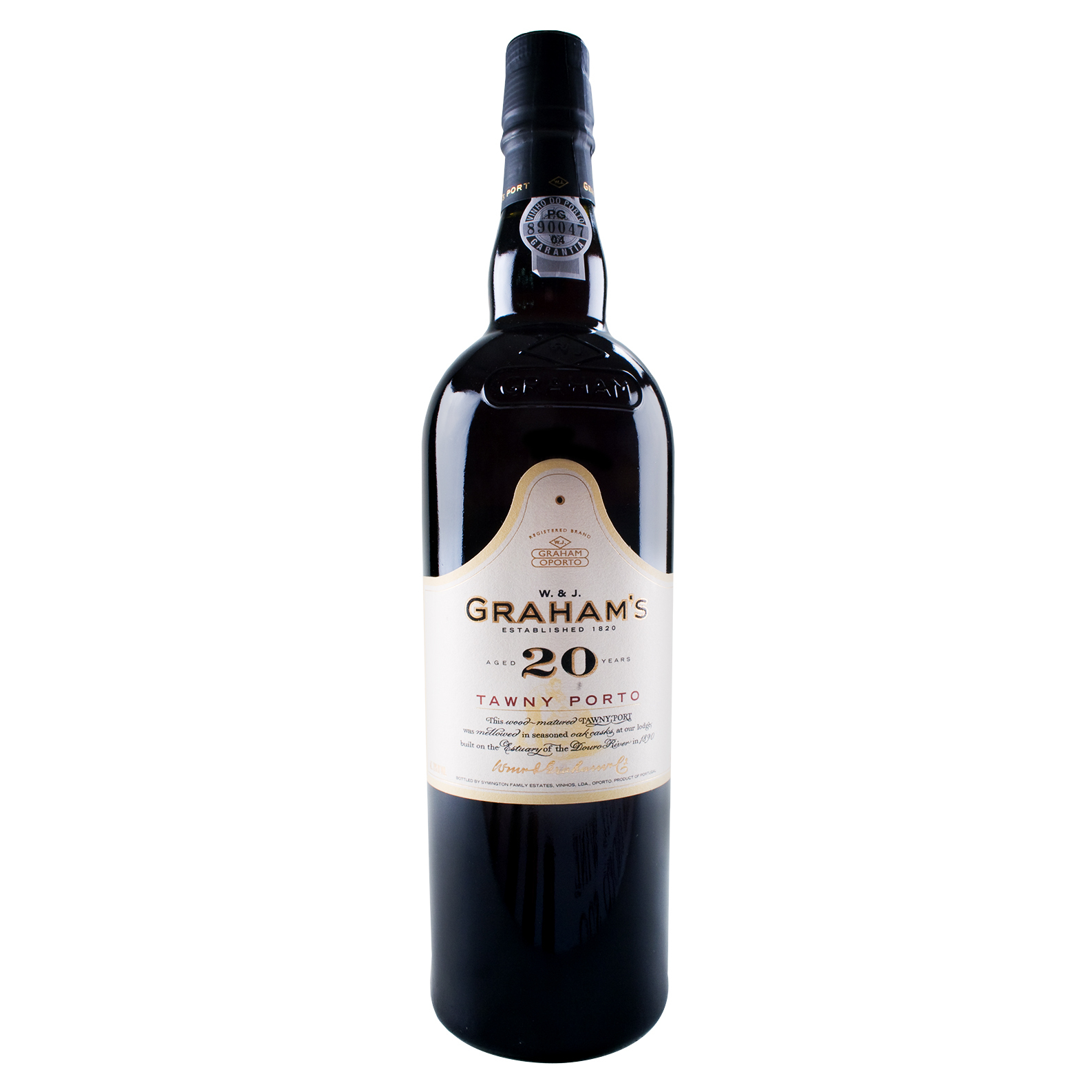 Graham's Tawny 20 Years - Porto - 0.75 - W. & J. Graham's