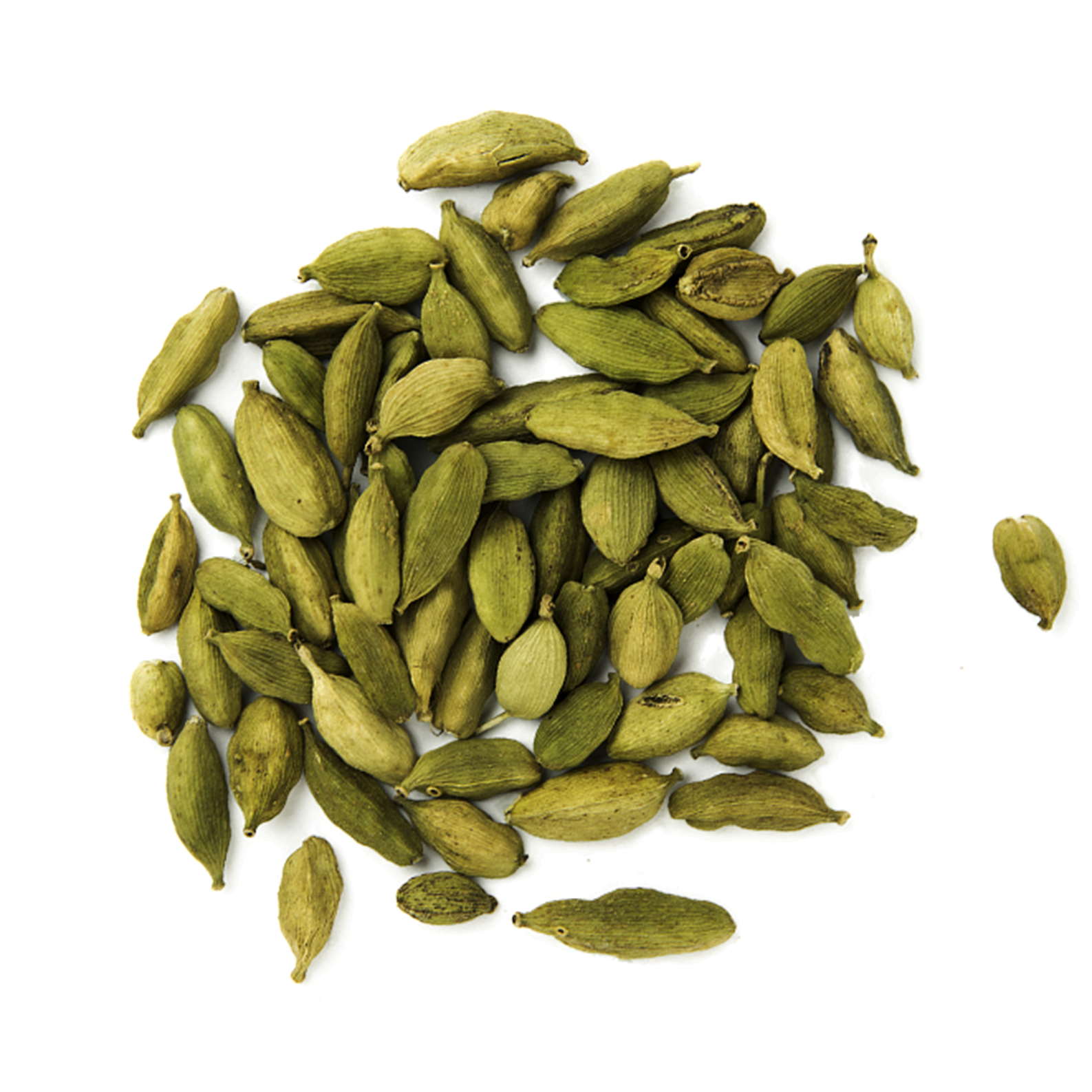 Cardamomo Seme Verde - Spezia - 50gr - Ingrediente per Cocktail di Altissima Qualità