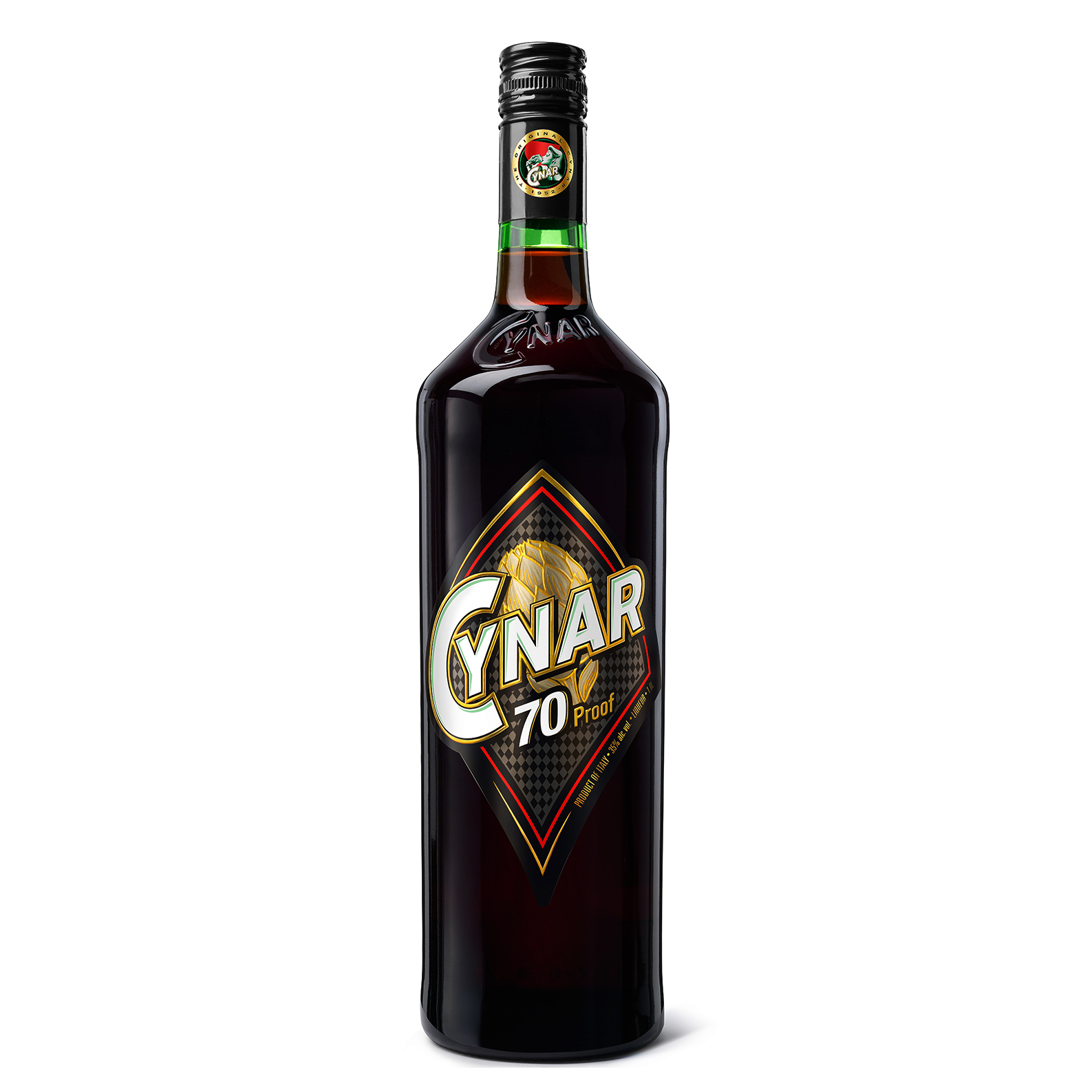 Cynar 70 Proof - 100cl - Aperitivi & Bitter - Campari