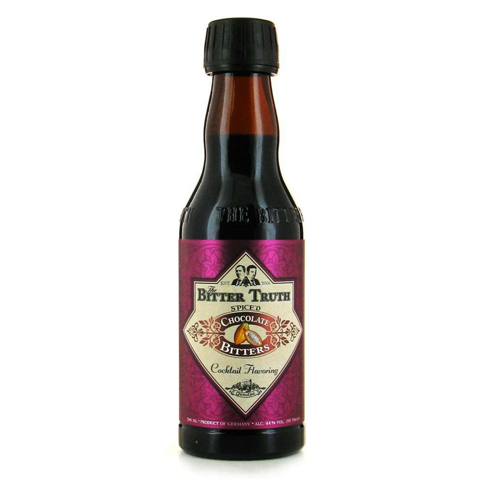 Chocolate Bitters - Bitter Aromatico - 20cl - The Bitter Truth