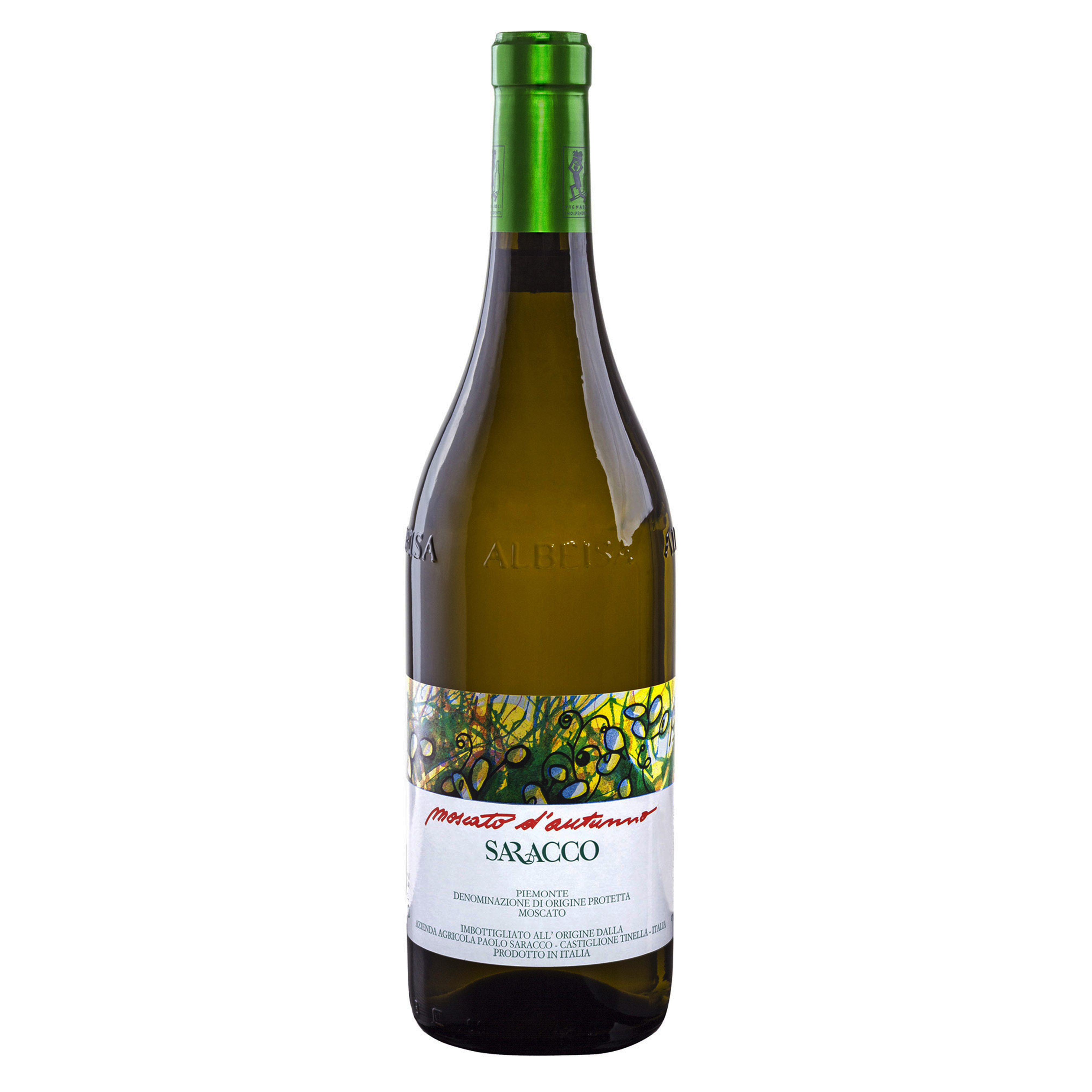 Moscato d'Autunno DOP - Vino Bianco Dolce - Paolo Saracco